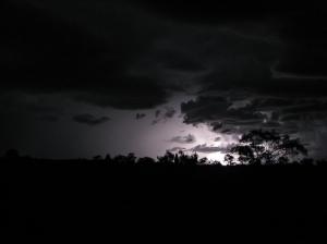 Top End storm
